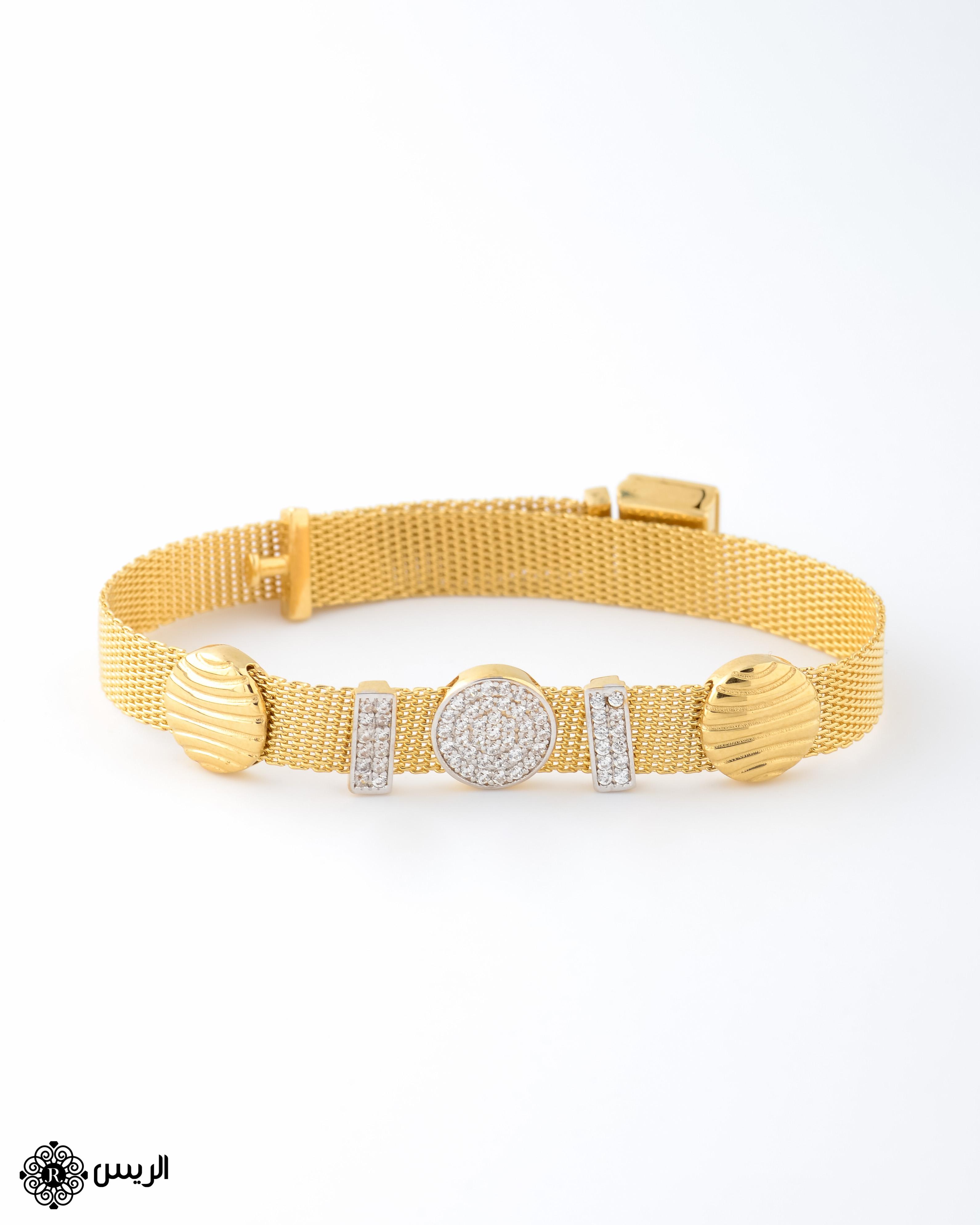 Raies jewelry Bracelet Spore Design إسورة (إنسيالة) تصميم سبور الريس للمجوهرات