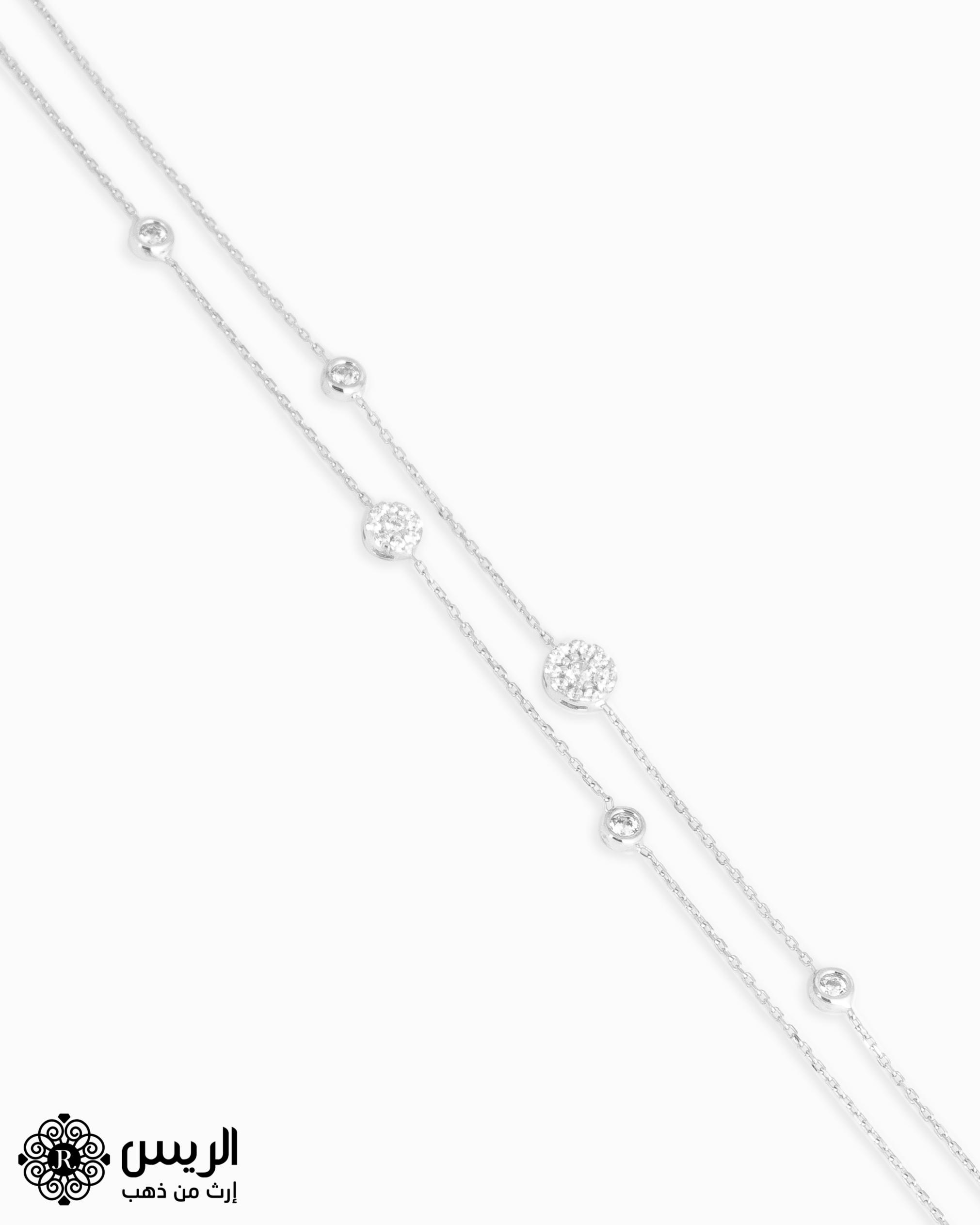 Raies jewelry Delicate Bracelet إسورة (إنسيالة) ناعمة الريس للمجوهرات
