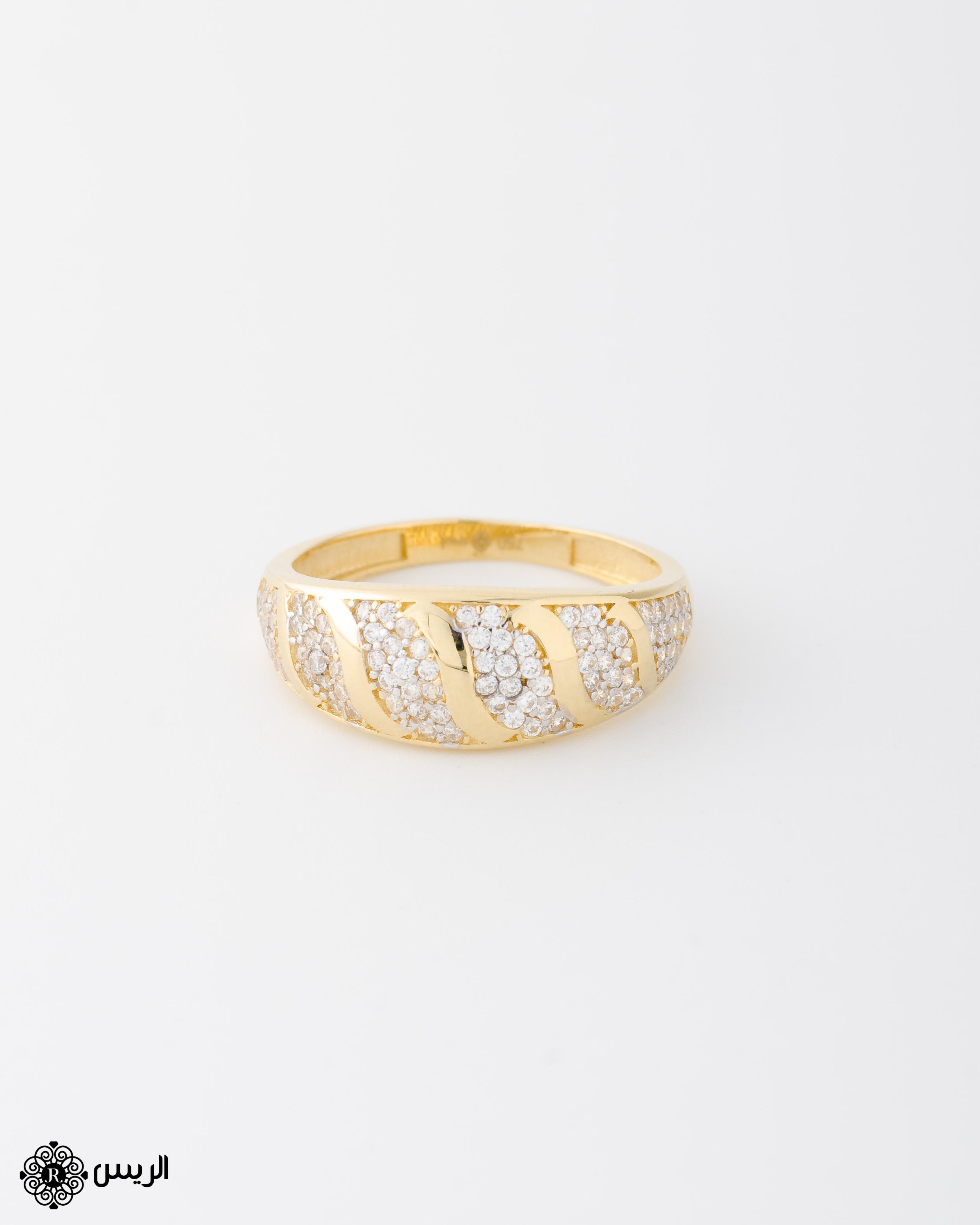 Raies jewelry Italian Design Ring خاتم تصميم إيطالي الريس للمجوهرات
