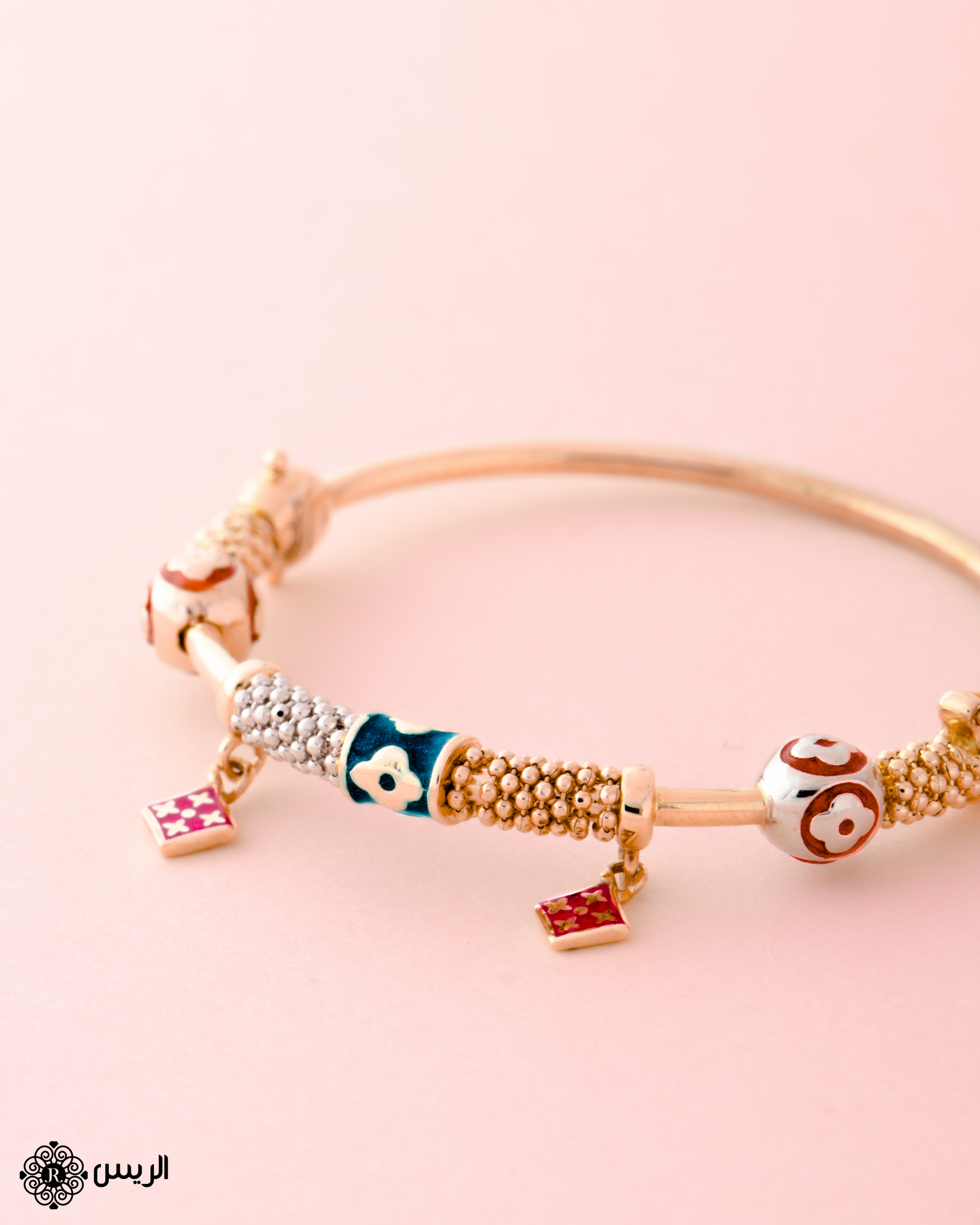Raies jewelry Kids Bangle Jessica إسورة أطفال جيسيكا الريس للمجوهرات