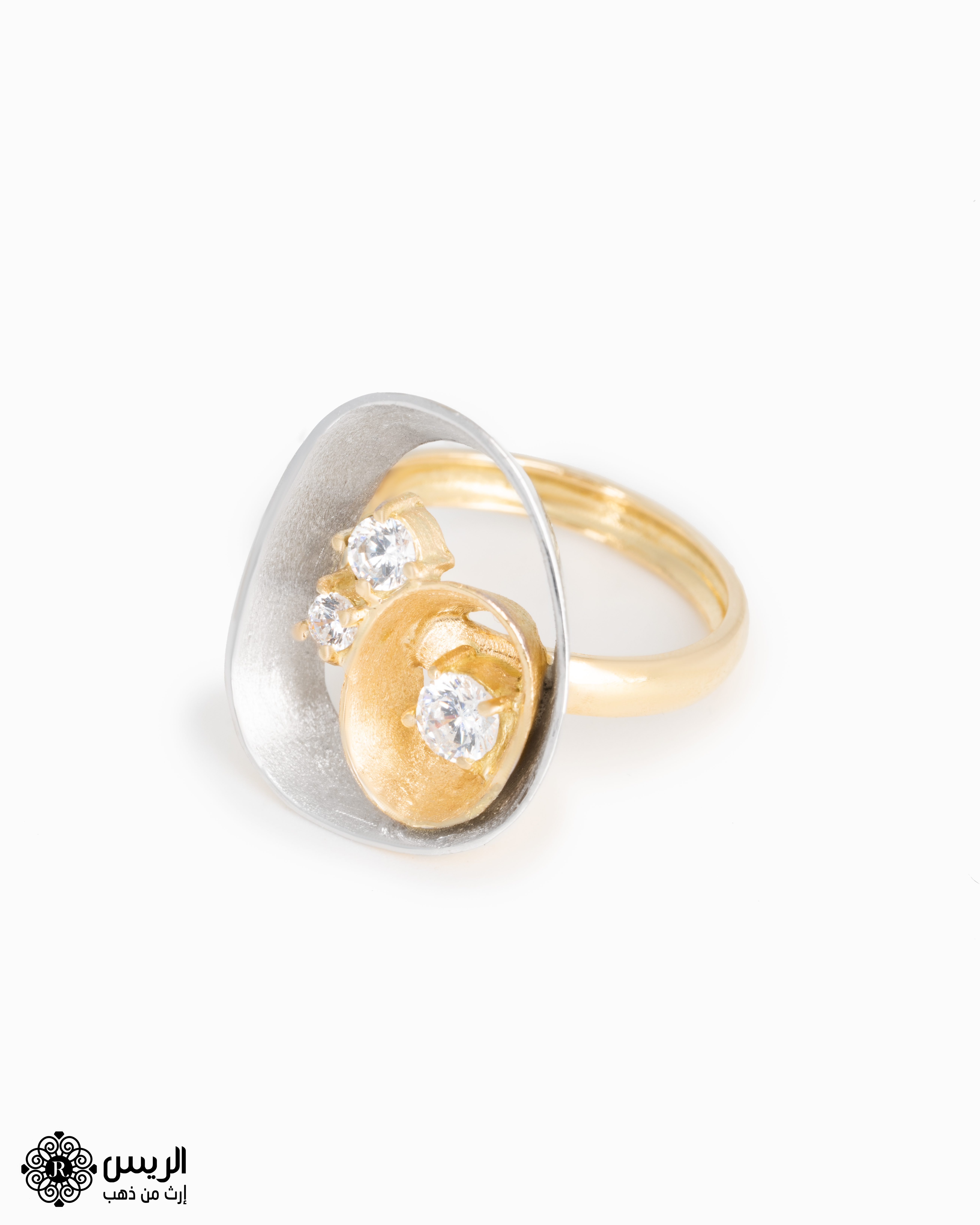 Raies jewelry Half Set نصف طقم الريس للمجوهرات