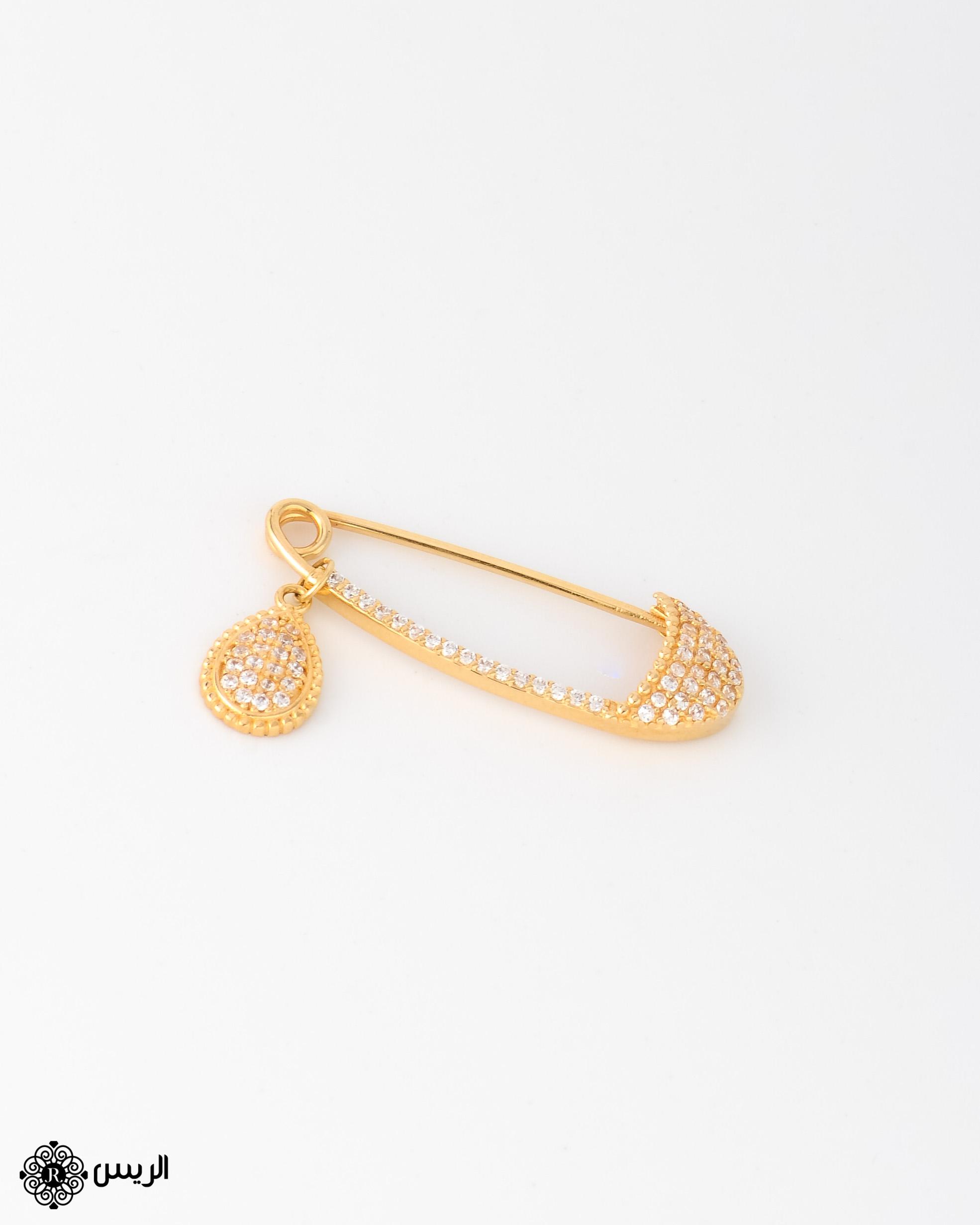 Raies jewelry Baby Brooch بروش أطفال الريس للمجوهرات