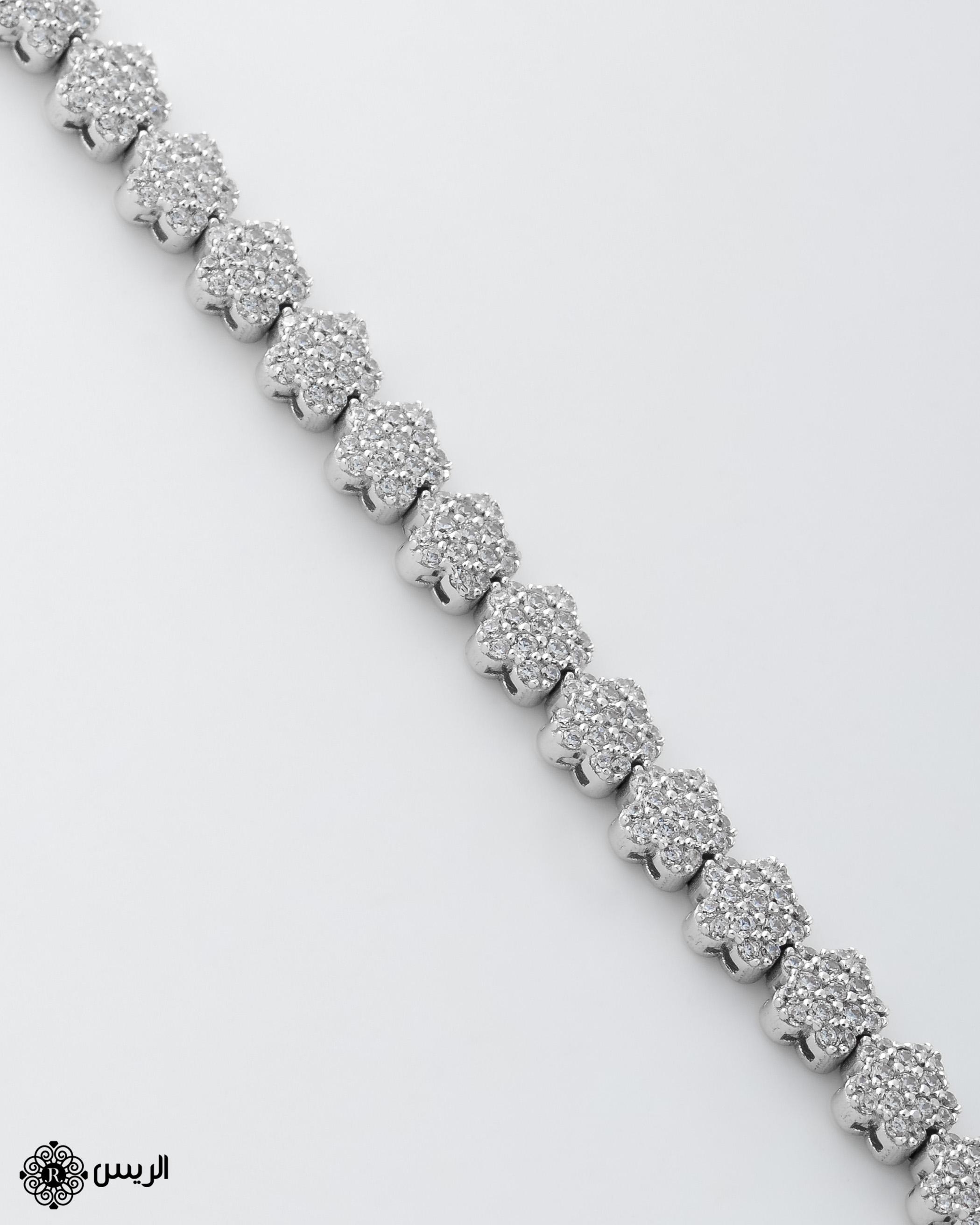 Raies jewelry Bracelet Classic Design إسورة (إنسيالة) تصميم كلاسيك الريس للمجوهرات