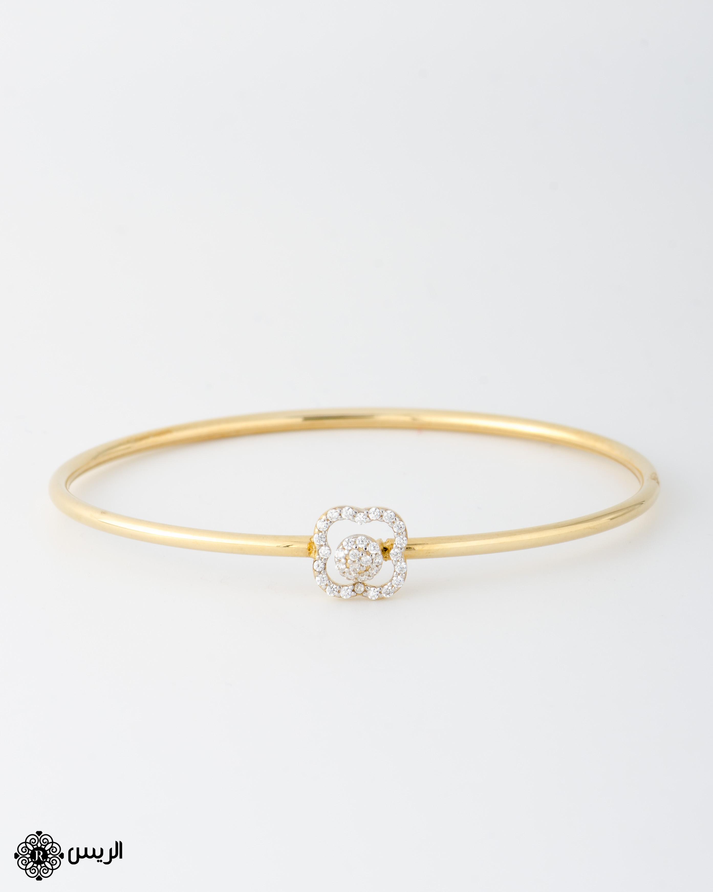 Raies jewelry Bangle Casual Design إسورة تصميم سبور الريس للمجوهرات