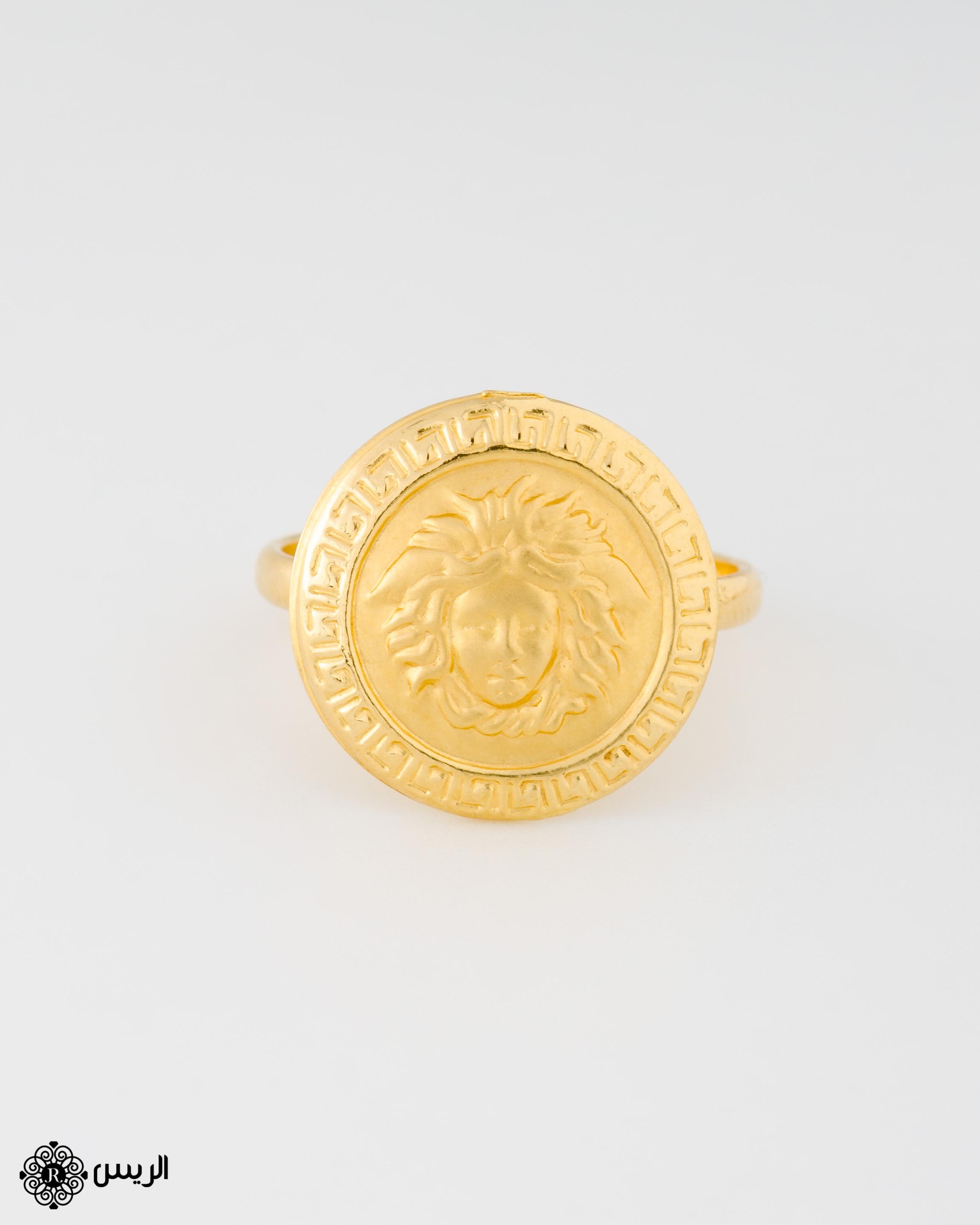 Raies jewelry Italian Ring خاتم تصميم إيطالي الريس للمجوهرات