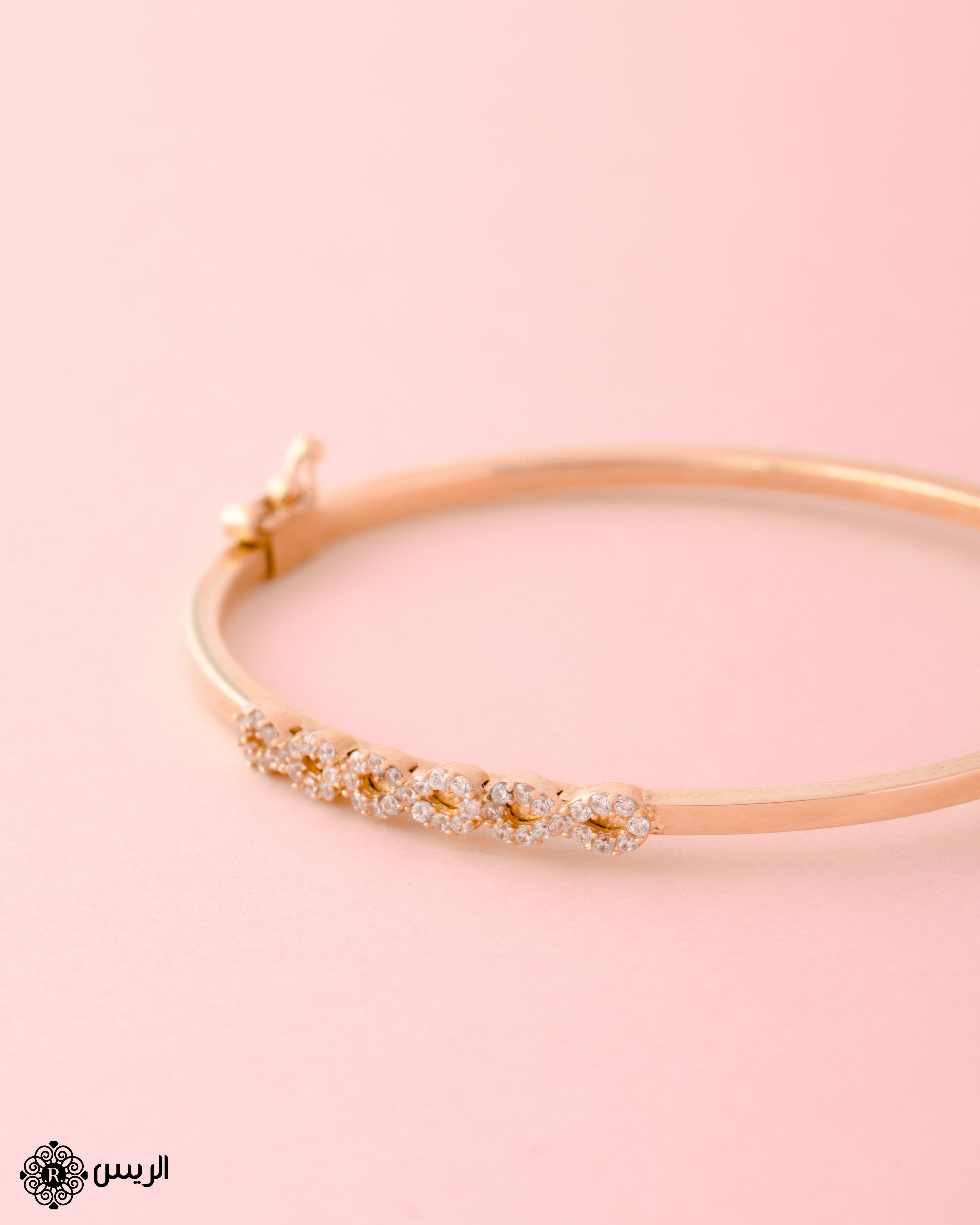 Raies jewelry Kids Bangle Classic إسورة أطفال كلاسيكي الريس للمجوهرات